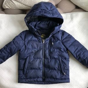 Boys Polo Ralph Lauren Jacket